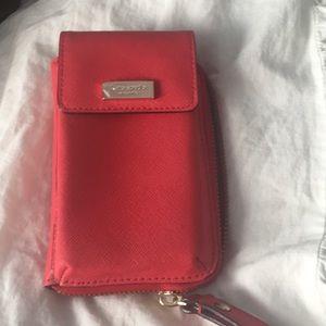 Kate spade Kirstie phone wallet wristlet nwt